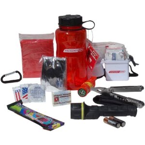 Disaster Survival Bottle Kit