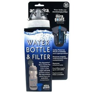 Emergency Water Bottle Filter