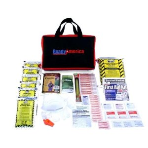1 Person/3 Day Grab and Go Emergency Kit