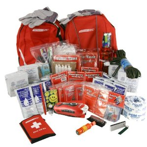 72 Hour 4 Person Earthquake Survival Kit