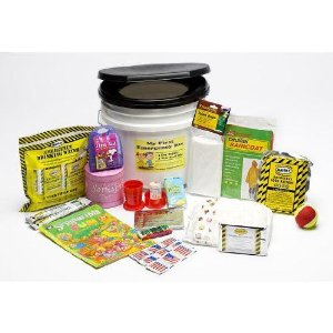 72 Hour Child Survival Kit