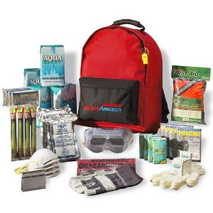 Backpack Disaster Survival Kit
