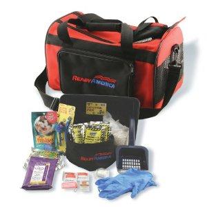 Cat Emergency Evacuation Kit