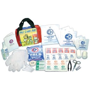 Deluxe Animal First Aid Emergency Kit