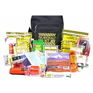 Deluxe Emergency Earthquake Survival Backpack Kit