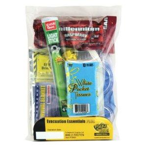 Emergency Evacuation Essentials Kit
