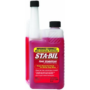 Emergency Fuel Stabilizer