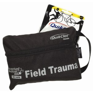 Field Trauma Emergency Kit with QuikClot
