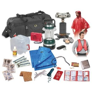 Hurricane Disaster Survival Kit