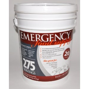 Large Emergency Food Meal Packs