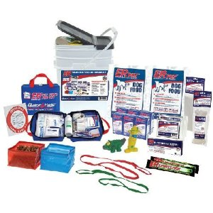 Multiple Dog Emergency Survival Kit
