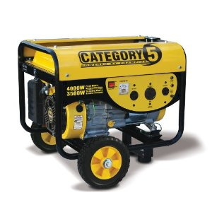 Portable Emergency Generator