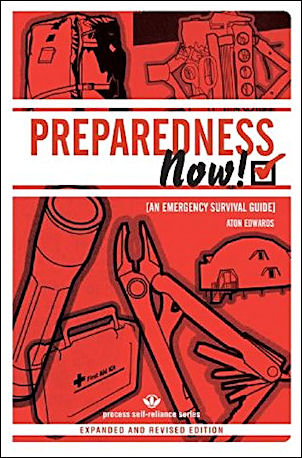 Preparedness Now by Aton Edwards
