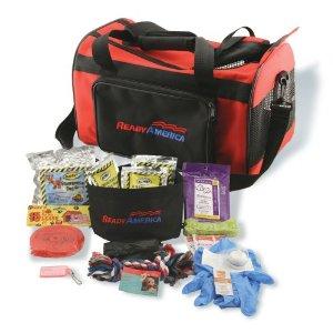 Small Dog Evacuation Emergency Kit