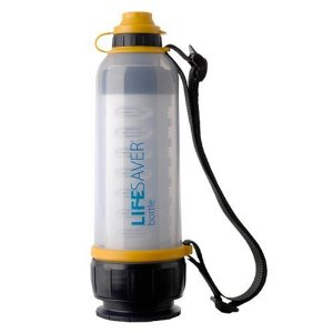 Survival Water Bottle Filter System
