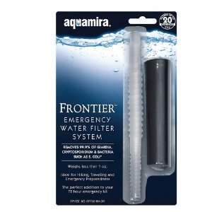 Survival Water Filter System