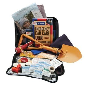 Winter Automobile Emergency Kit