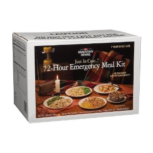 Disaster Emergency Meal Kit