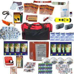 Earthquake Kit for 4 People